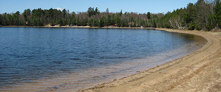 Central Wisconsin Lake Property For Sale